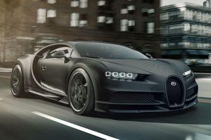 Bugatti Chiron bản giới hạn, chỉ 20 chiếc trên thế giới