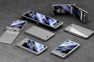 Chiêm ngưỡng ảnh dựng Razr 2020 dựa trên bằng sáng chế