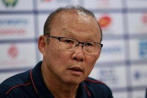 Trước bán kết SEA Game, HLV Park Hang-seo tâm sự sốc với phóng viên Việt Nam