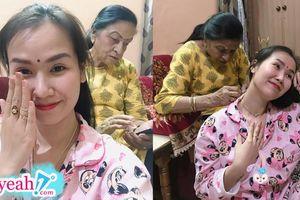 Võ Hạ Trâm được mẹ chồng người Ấn Độ cưng chiều hết mực, cô dâu 'số hưởng' bật nhất showbiz Việt là đây!