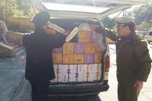 Thu giữ 1.800 chai sữa chua do nước ngoài sản xuất không có hóa đơn nhập khẩu hợp pháp