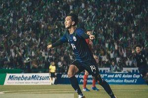 Điều chưa biết về ngôi sao gốc Việt được ví như Ronaldo của U22 Campuchia