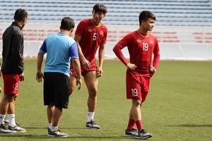Quang Hải chính thức chia tay SEA Games 30