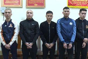 Triệt phá đường dây cá độ bóng đá, cho vay nặng lãi tại Bắc Ninh