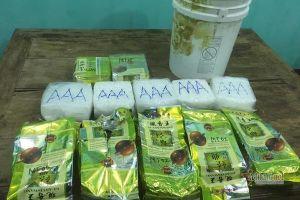 Khởi tố vụ án 7kg ma túy dạt vào bờ biển Quảng Trị