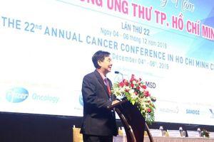 Ung thư ở Việt Nam gia tăng chóng mặt