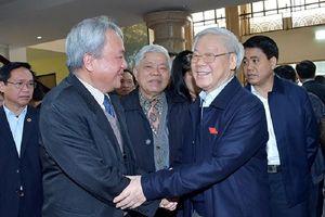 Tổng Bí thư, Chủ tịch nước Nguyễn Phú Trọng sẽ tiếp xúc cử tri Hà Nội