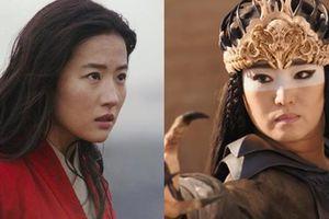 Lưu Diệc Phi nhạt nhòa và lép vế trước Củng Lợi trong trailer phim 'Mulan'