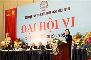 Đại sứ Nguyễn Phương Nga: Phát huy vai trò nòng cốt trong công tác đối ngoại nhân dân, góp phần xây dựng, bảo vệ Tổ quốc