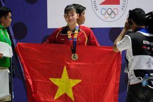 Ánh Viên giành HCV thứ 2 tại SEA Games 30