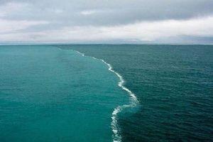 CLIP: Tại sao nước của hai đại dương không bị trộn lẫn?