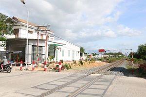 Tình trạng lấn chiếm hành lang an toàn đường sắt ngày càng tăng