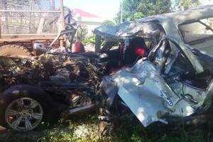 Gia Lai: Tai nạn ô tô khiến 6 người thương vong