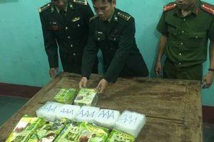 Khởi tố hình sự vụ ma túy dạt vào bờ biển Quảng Trị