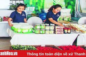 Hỗ trợ kết nối, quảng bá, tiêu thụ sản phẩm nông sản
