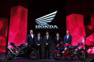 Honda giới thiệu bộ đôi CBR1000RR-R Fireblade và CBR1000RR-R Fireblade SP mới tại EICMA 2019
