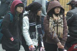 Thời tiết ngày 6/12: Miền Bắc rét cóng, có nơi dưới 5 độ C