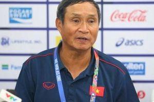 HLV Mai Đức Chung: 'Đội tuyển nữ Việt Nam thắng xứng đáng!'