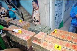 1.397 bánh heroin bị thu giữ trong đường dây ma túy khủng do người Đài Loan cầm đầu