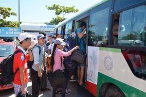 Sắp có tuyến buýt Huế - Đà Nẵng