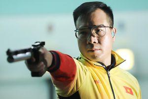 Lịch thi đấu SEA Games 30 ngày 7/12: Hoàng Xuân Vinh xuất trận