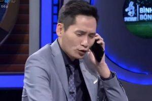 BTV Quốc Khánh nói gì sau vụ gọi Văn Lâm tới Manila thay Bùi Tiến Dũng