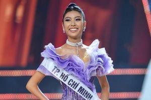 Top 10 Hoa hậu Hoàn vũ Việt Nam diễn váy dạ hội