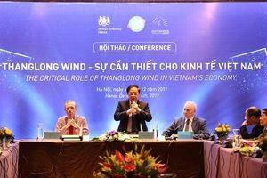 Việt Nam có tiềm năng điện gió cực lớn