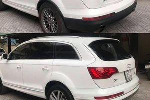 Hai xe Audi song sinh trùng biển số: Ai thật, ai giả?
