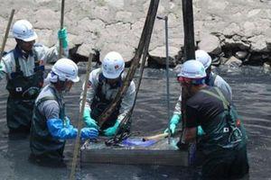 Xử lý ô nhiễm sông Tô Lịch: Ông Chung nói thẳng