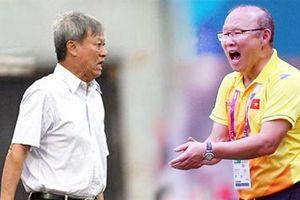 Ông Hải lơ gửi lời tới ông Park trước trận bán kết