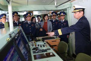 Cảnh sát biển Việt Nam giao lưu tại Nhật Bản