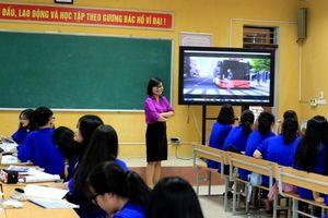 Sáng tạo đưa công nghệ vào giảng dạy