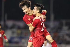 U22 Việt Nam - Campuchia (Hiệp 2): 3-0