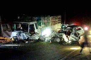Vụ tai nạn 6 người thương vong ở Gia Lai: Cả 4 người trên xe bán tải uống rượu