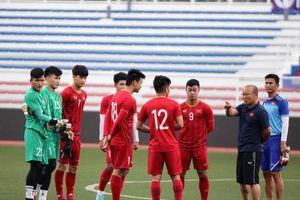 'Chiêu' mới của ông Park dành cho U22 Việt Nam trước trận vs U22 Campuchia