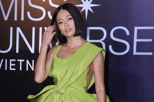 Mâu Thủy, Thanh Hằng nóng bỏng trên thảm đỏ chung kết Hoa hậu Hoàn vũ Việt Nam