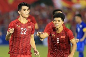 Thắng đậm U22 Campuchia, U22 Việt Nam tái ngộ Indonesia trong trận chung kết