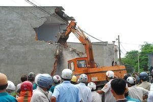 Thanh tra công tác quản lý đất đai tại huyện Bình Chánh
