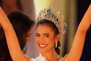 Việt Nam vào Top 10, Thái Lan đăng quang Hoa hậu Siêu quốc gia