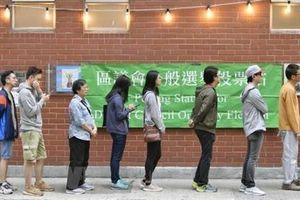 Hong Kong kêu gọi chính trị gia ngừng đề nghị nước ngoài can thiệp