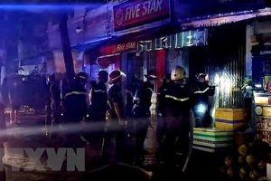 TP.HCM: Cháy nhà trong đêm làm 3 người thiệt mạng thương tâm