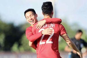 SEA Games 30: Tiến Linh và Đức Chinh cạnh tranh ngôi vua phá lưới với sao U22 Indonesia