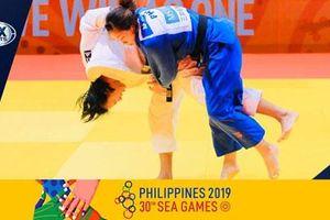 SEA Games 30: Judo Việt Nam giành vàng nội dung đối kháng đồng đội nữ