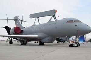 Thụy Điển lần đầu giới thiệu máy bay cảnh báo sớm mới