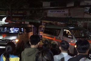 Cháy nhà ở TP.HCM trong đêm, 3 người trong gia đình tử vong