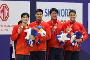 Lịch thi đấu SEA Games 30 ngày 7/12: Chờ cơn mưa Huy chương vàng