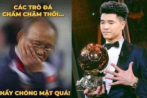 'Chết cười' với loạt ảnh chế sau trận Việt Nam - Campuchia: Thầy Park 'chóng mặt', Đức Chinh khiến thủ môn đội bạn 'giận tím người'