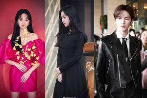 Thảm đỏ '2019 Madame Figaro Fashion Gala': Trịnh Sảng khéo léo khoe chân dài, Krystal Jung trông già dặn