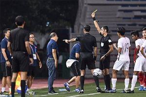 HLV Park Hang Seo suýt mất quyền chỉ đạo tại trận chung kết SEA Games 30 của U22 Việt Nam